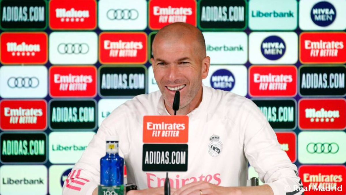 Zinedine Zidane. Foto: Especial