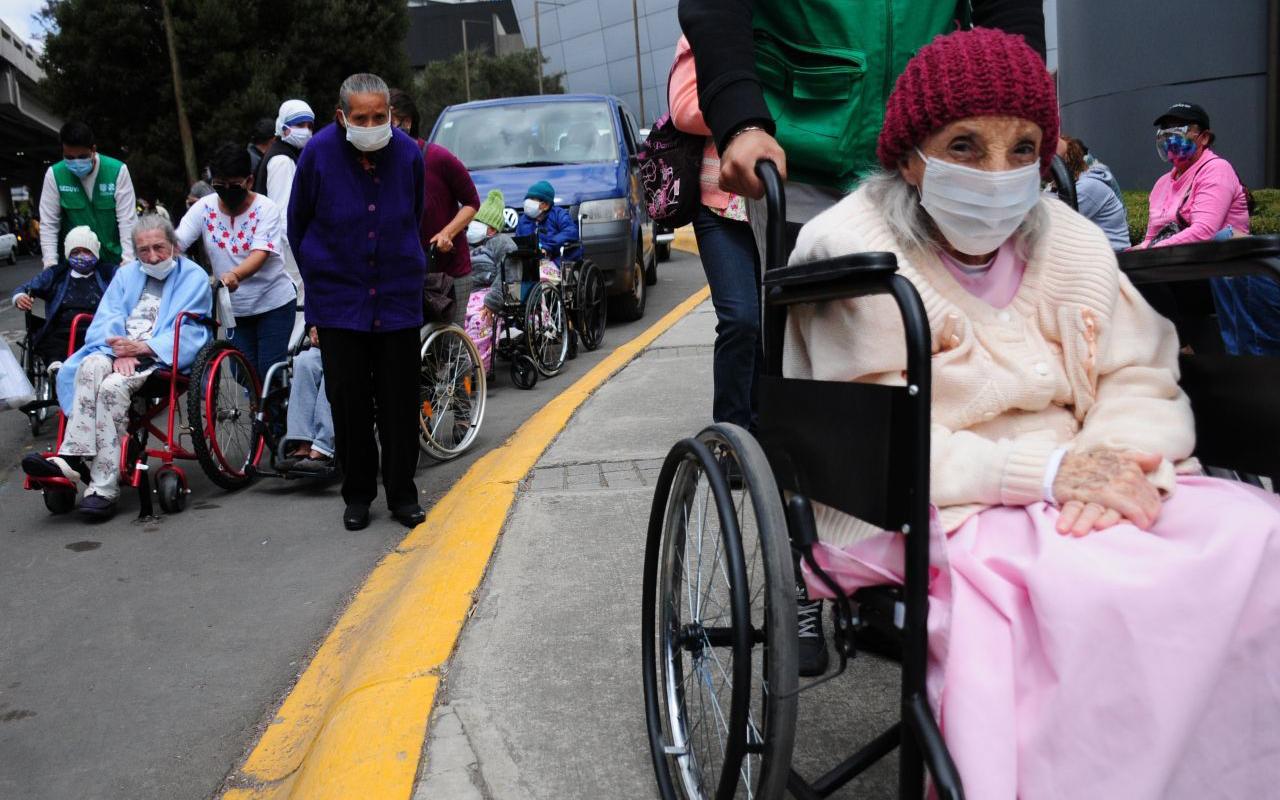 Solicitan informe sobre atención a adultos mayores durante pandemia
