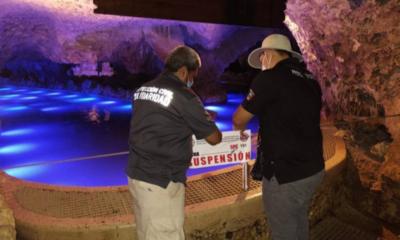 Clausuran zona del parque Xenses en Quintana Roo por muerte de un menor
