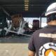 Cae avioneta en terreno de empresa de camiones Nuevo León