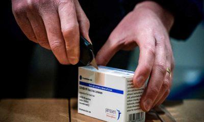 Retrasan entrega de la vacuna de Janssen a Europa por riesgo de coágulos