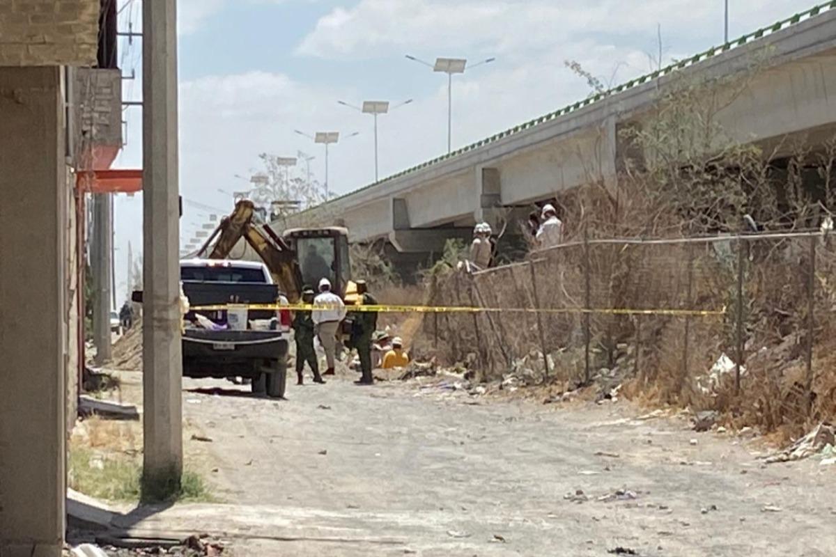 Aseguran predio con tomas clandestinas en Estado de México