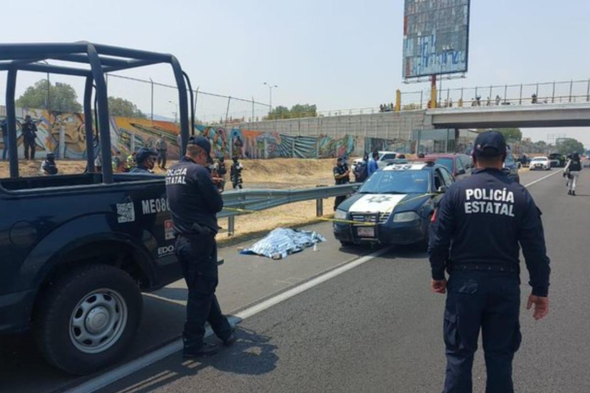 Abaten a policía en Tecámac, Estado de México; otro herido