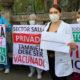 Médicos particulares recuerdan a compañeros que fallecieron por la pandemia
