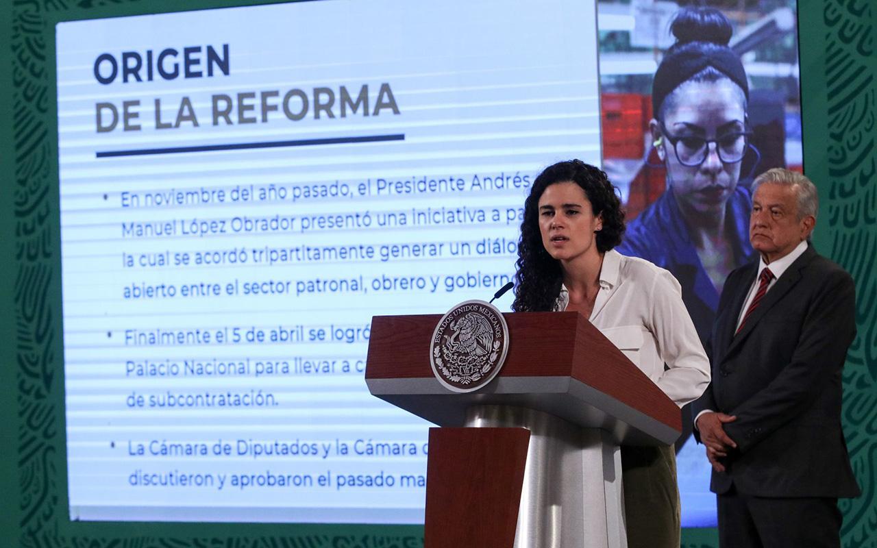 Publican en Diario Oficial reformas para regular outsourcing