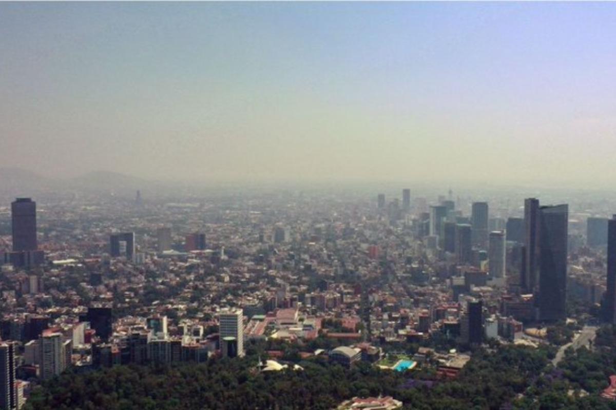 Se mantiene contingencia ambiental por ozono en el Valle de México