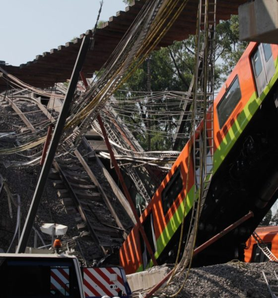 Accidente en Línea 12 2. Foto: Cuartoscuro