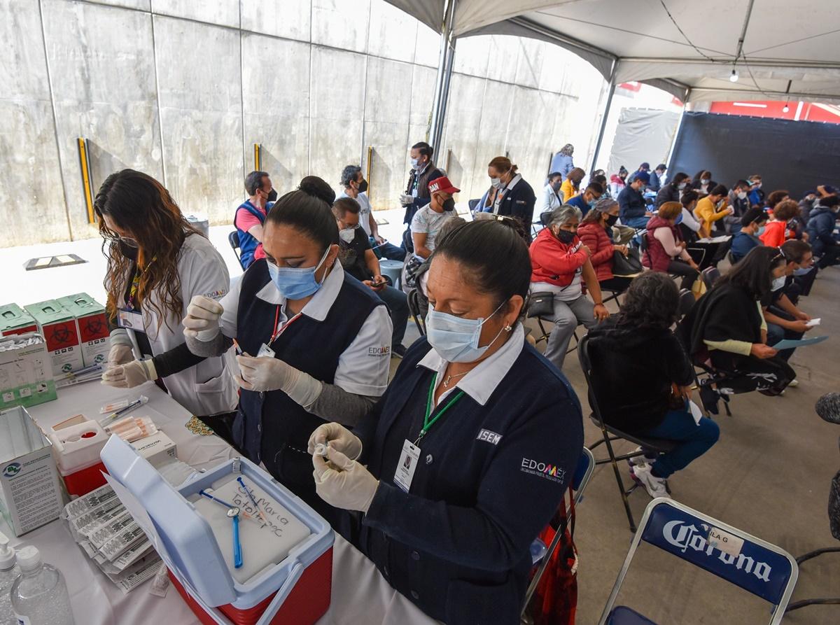 Alcaldía Cuauhtémoc iniciará vacunación contra Covid-19. Foto: Cuartoscuro