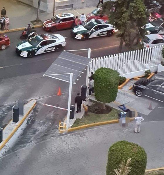 Asesinan a dos hombres dentro de hospital. Foto: Israel Lorenzana