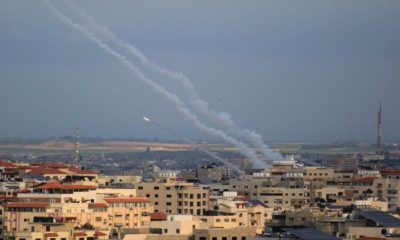 Ataque de Hamas a Israel. Foto: Twitter