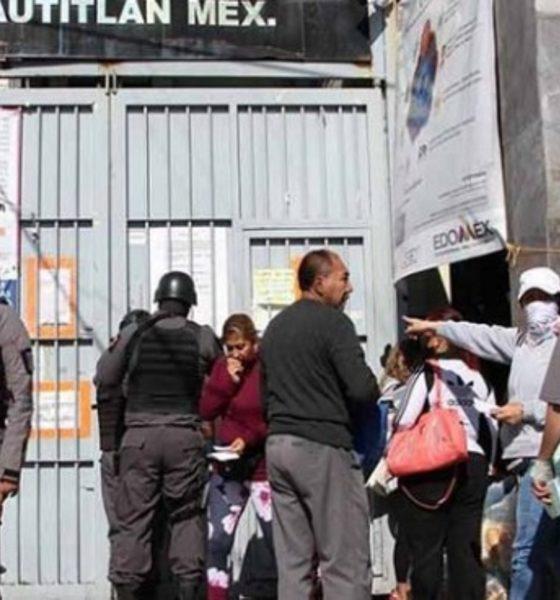 Reportan motín de internos en penal de Cuautitlán, en Edomex