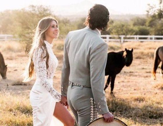 boda de Alex Fernández