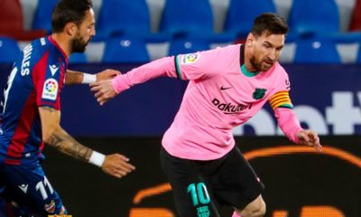 Barcelona a punto de decirle adiós a la Liga. Foto: Twitter
