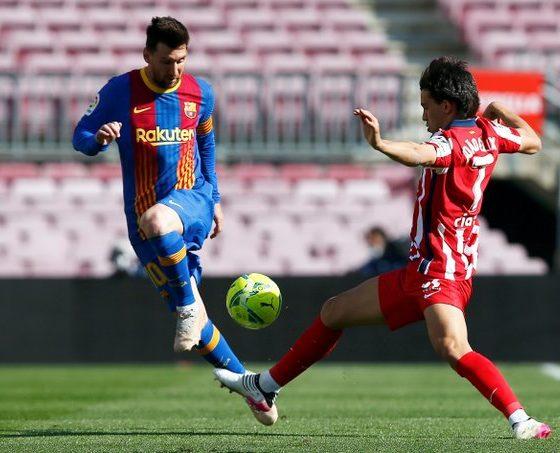 Barcelona y Atlético de Madrid igualaron. Foto: LaLiga
