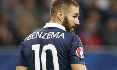 Benzema está de regreso con la selección de Francia. Foto: Twitter Real Madrid
