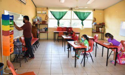 Campeche suspende las clases presenciales. Foto: Cuartoscuro