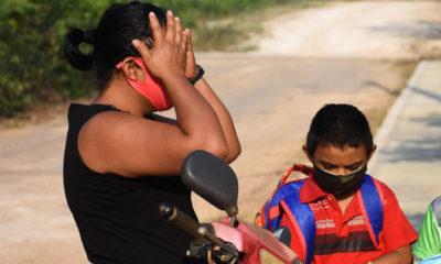 No se debe exagerar por suspensión del regreso a clases en Campeche: AMLO
