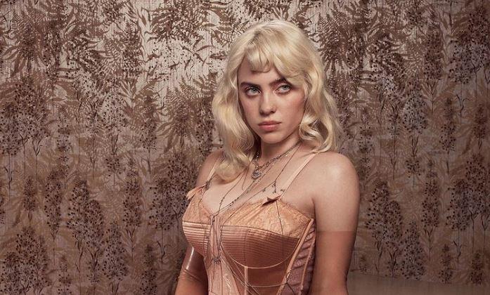 Billie Eilish para Vogue