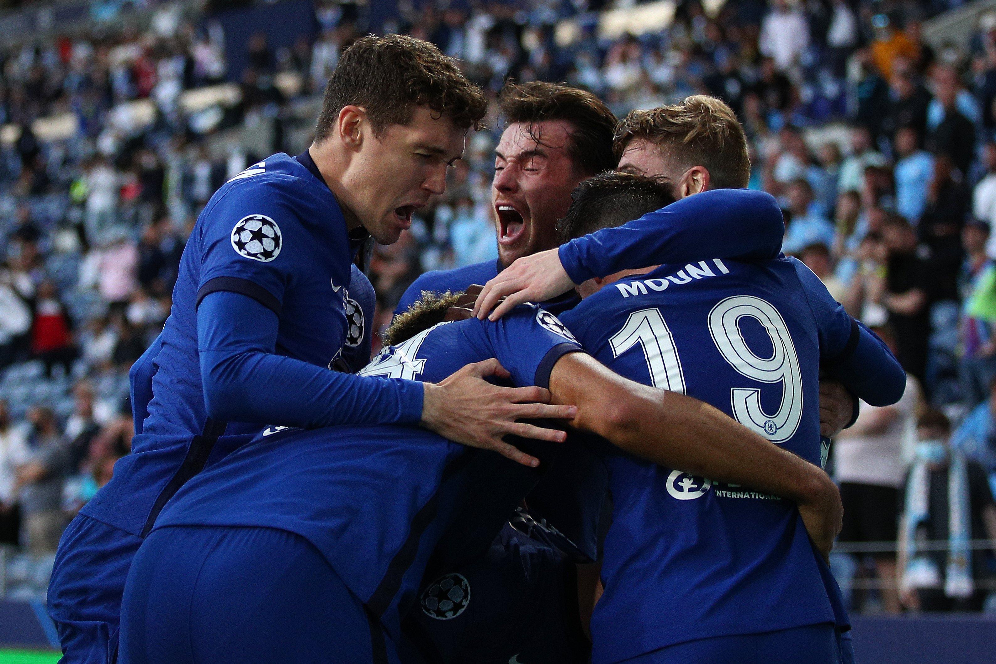 Chelsea campeón de la Champions League. Foto: Twitter