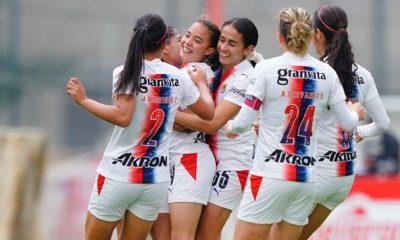 Chivas femenil ganó ante Toluca. Foto: Twitter Chivas