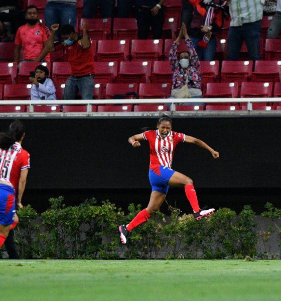 Chivas final. Foto: Twitter