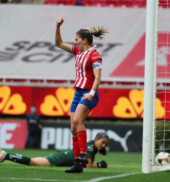 Clásicos en la Liga MX femenil. Foto:: Twitter Chivas