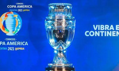 Copa América se realizará en Brasil. Foto: Twitter