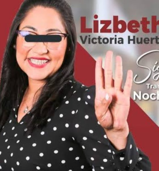 Detienen a alcaldesa de Morena por desaparición de activista