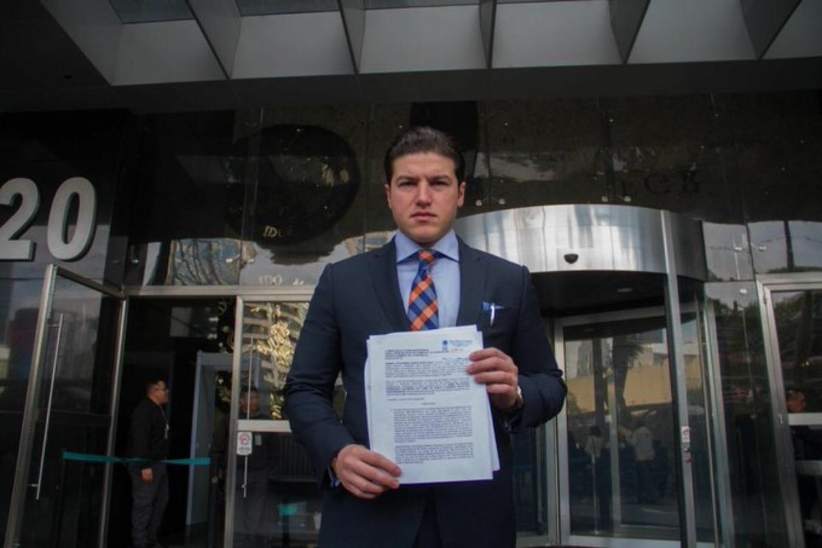 INE está obligado a investigar a Samuel García por rebase de topes de campaña