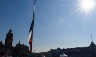 Decretan tres días de luto nacional por accidente en L12 del Metro