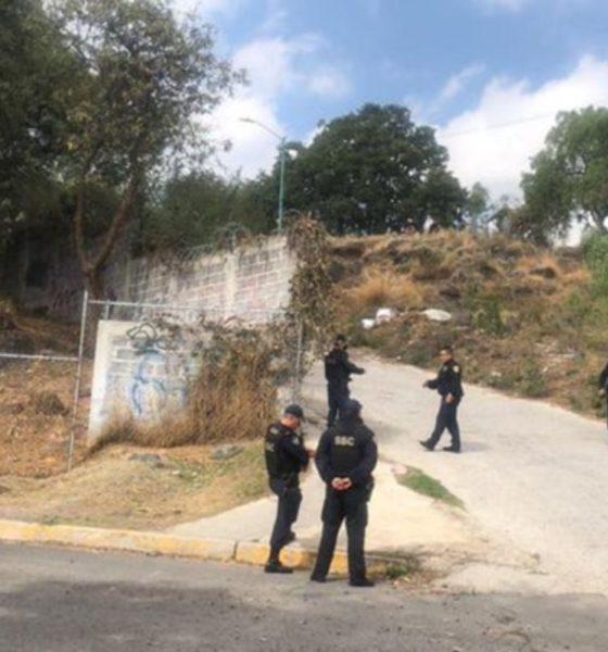 Detienen a 41 personas por invasión de zona ecológica en Tlalpan