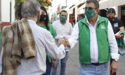Reportan desaparición del candidato a la alcaldía de Uruapan, Michoacán