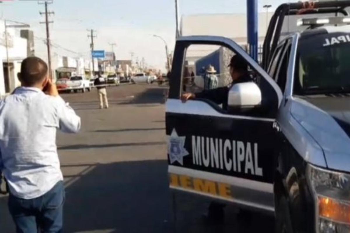 Atacan a candidato de Movimiento Ciudadano a alcaldía de Cajeme
