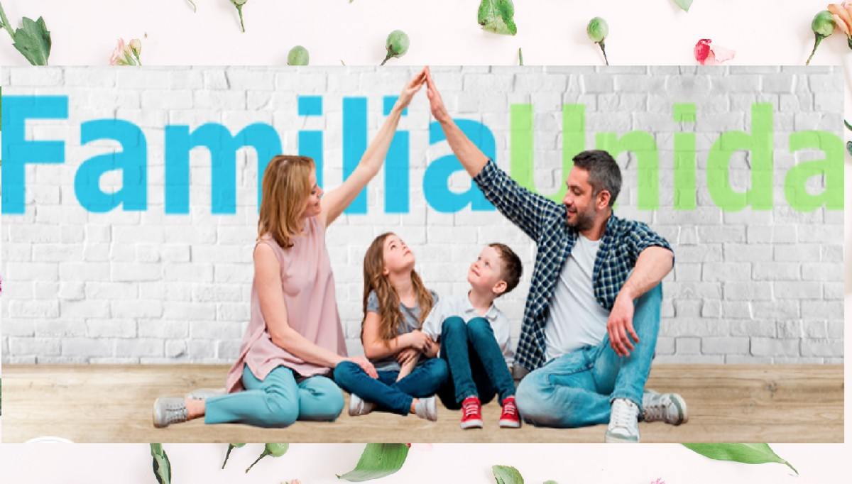 Adolescencia y familia unida