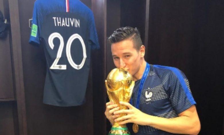 Florian Thauvin llega a Tigres. Foto: Twitter