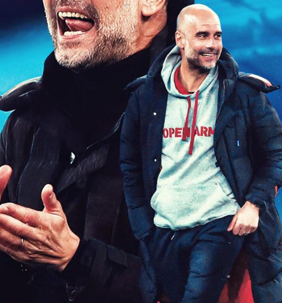 Guardiola se queda con el City. Foto: Twitter