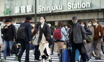 Japón mantiene alerta por Covid y peligran los Juegos Olímpicos. Foto: Cuartoscuro
