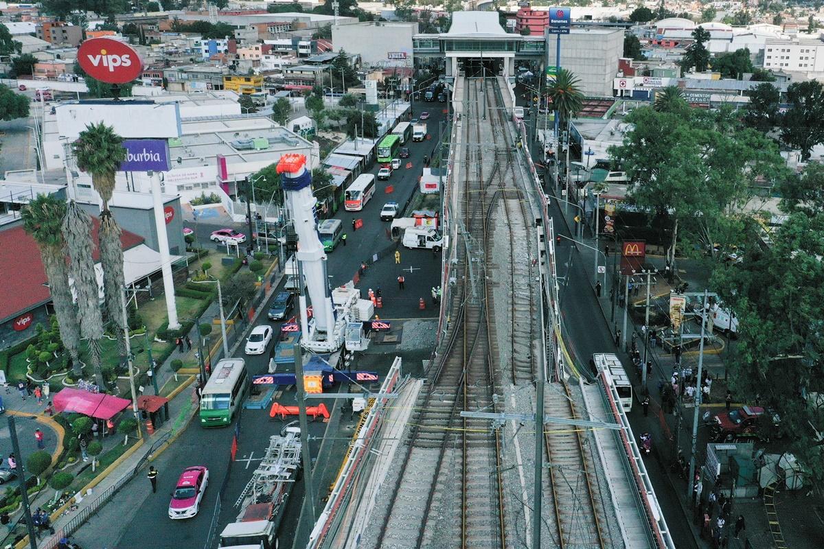 José Juan perdió la pida tras accidente en Línea 12. Foto: Cuartoscuro