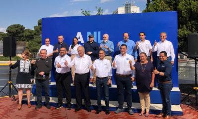 En unidad, panistas respaldan a Larrazábal al gobierno de Nuevo León