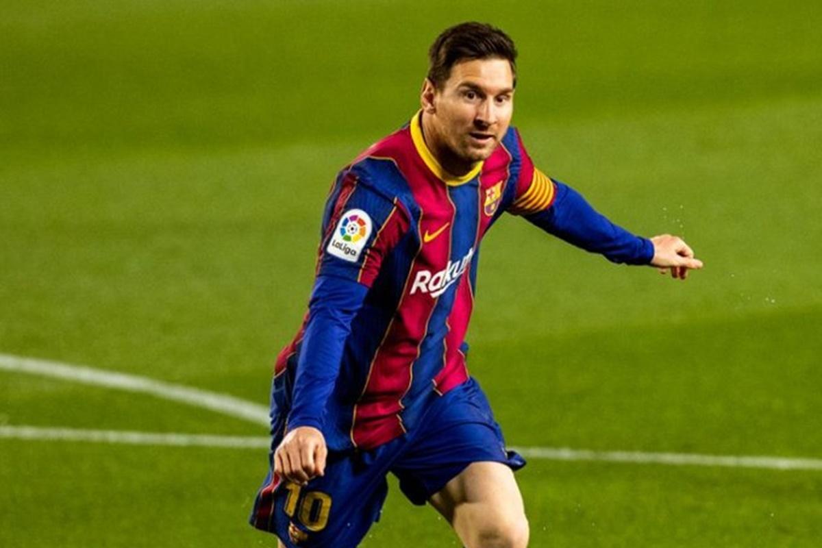 Messi se quedará con el Barcelona. Foto: Twitter