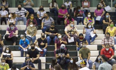 México alcanza cifra record de personas vacunadas contra Covid