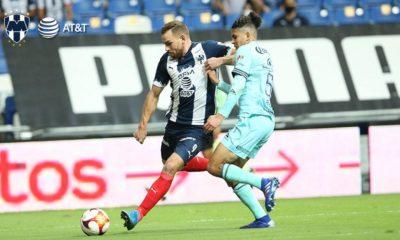 Monterrey aseguró boleto a cuartos de final. Foto: Monterrey