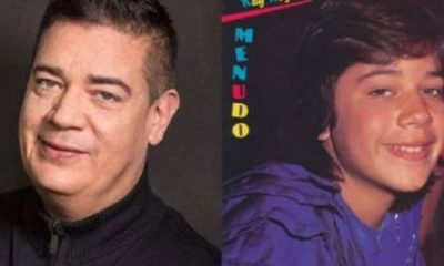 Muere Ray Reyes integrante de Menudo. Foto: Twitter