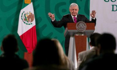 Tras denuncia ante la OEA, no hay nada que ocultar: AMLO