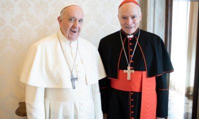 Papa Francisco envía bendición apostólica a México