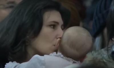 """""""Ver el mundo con los ojos de mamá"""" pidió el Papa Francisco"""