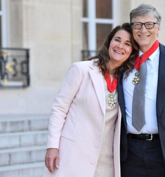 Bill Gates se divorcia después de 27 años de matrimonio