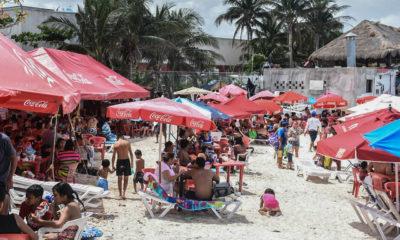 Quintana Roo en riesgo de regresar al confinamiento