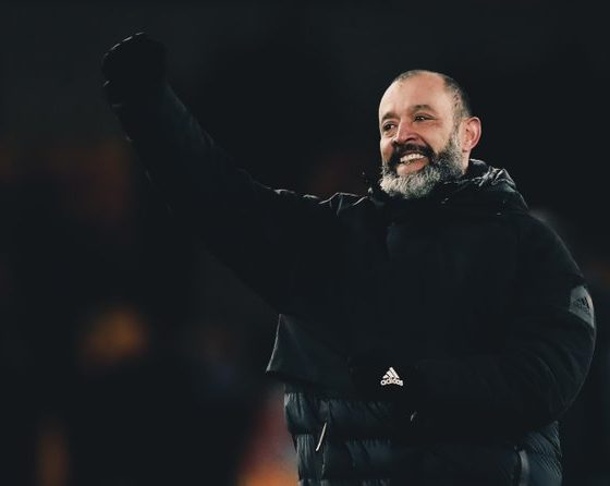 Se despide el técnico del Wolverhampton. Foto: Wolves