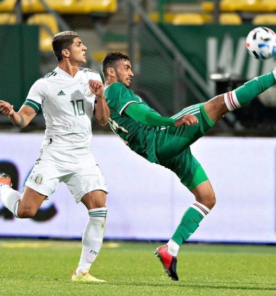 Selección mexicana enfrentará a Nigeria. Foto: Miselección